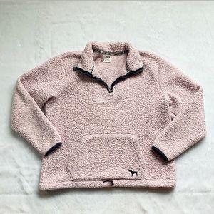 Victoria's Secret Pink Sherpa Pullover
